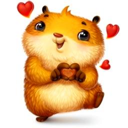Секретный бесплатный подарок ВКонтакте — Хомячок Сеня